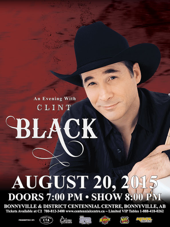 Clint Black 2015